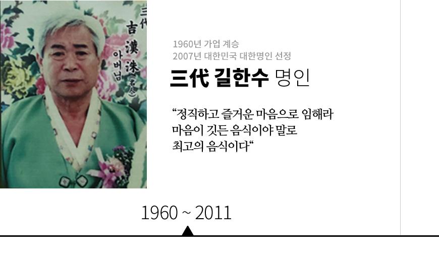 3대 김한수 명인